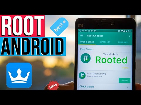 How to root any android device || One click root || Easy step in hindi|| without pc ||