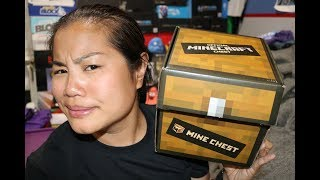 2017 May Mine Chest Theme: Plainshttps://www.lootcrate.com/crate/minechest-crateIf you want to use my reference code: http://looted.by/ds1gdPricing Information:*SHIPS Bi-Monthly (Once every 2 months)*1 Chest Subscription: $39.99/box 3 Chest Subscription: $38.99/box = $116.97*6 Chest Subscription: $37.99/month = $227.94**Additional sales tax charge if CA Resident.  It's about $3 per box___________________________________________Facebook: https://www.facebook.com/NerdyNewb-919229174789108Instagram: https://instagram.com/nerdynewb/Twitter: https://twitter.com/nerdynewbWant to send me stuff?! Here's my PO Box!!!Steph aka Nerdy NewbP.O. Box 2277Castro Valley, CA 94546**Anyone who sends me stuff might receive surprises in the future!!!! 💜**