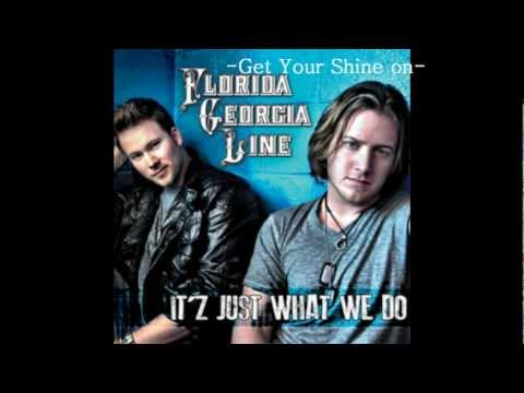 Florida Georgia Line &#8211; Get Your Shine On lyrics