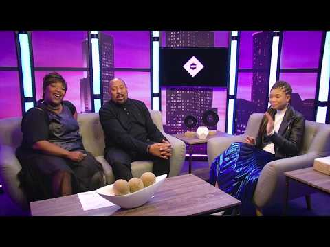 """STORM REID of """"A Wrinkle In Time"""" Talks Production, Oprah & Life With Frank & Wanda!"""