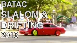 Batac Philippines  City pictures : Car Drifting and Slalom Exhibition 2013 in Batac City Ilocos Norte PH