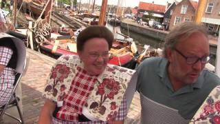 Steet maakt een Spakenburgse zak