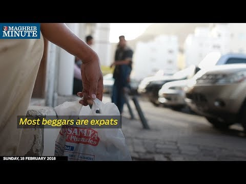 Expats and illegal migrants made up over 80 per cent of those caught begging on the streets of Oman last year