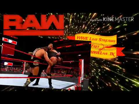 Braun Strowman earns controversial Tag Team Battle Royal win- Raw, March 13, 201_HIGH