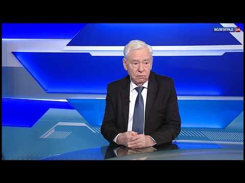 Анатолий Сучилин, дитя военного Сталинграда