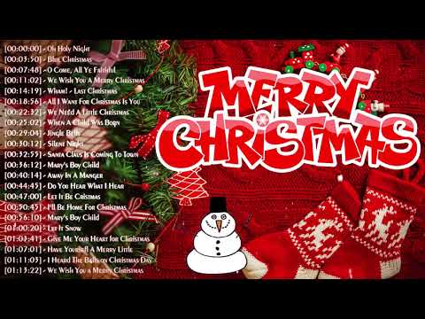 Old Christmas Songs 2020 Medley - Nonstop Merry Christmas 2020 - Top Christmas Songs Playlist 2020