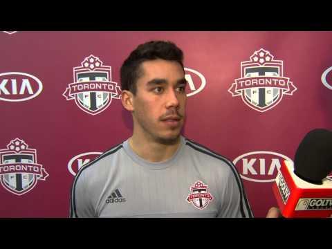 Video: Toronto FC Training Camp - Daniel Lovitz - January 30, 2015