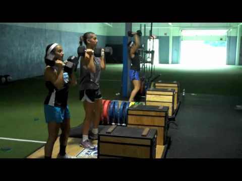Field Hockey Sports Performance Training