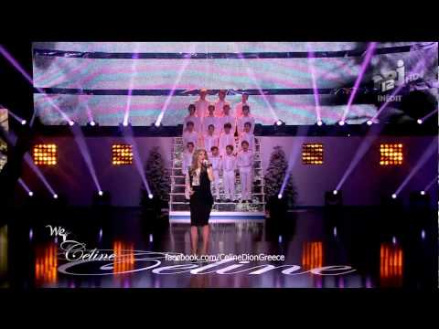Céline Dion – Le Miracle (NRJ12 Christmas Special 20/12/12) HD