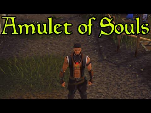 how to repair amulet of souls