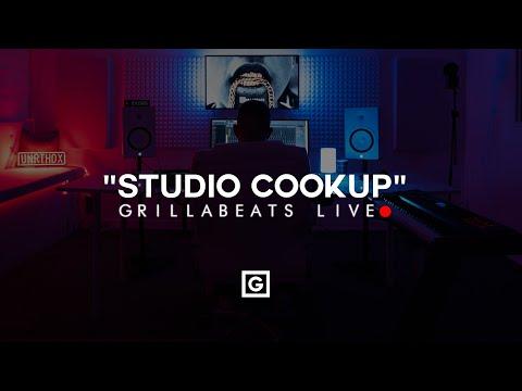 Making Beats LIVE [UNRTHDX & Lucky] - 03.24.19
