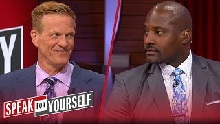 Video The NBA would be smart to adjust the regular season schedule — Marcellus Wiley | SPEAK FOR YOURSELF MP3, 3GP, MP4, WEBM, AVI, FLV Juni 2019