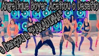 Iai Galerina do YouTube, meu nome é Vinicios esse é mais um vídeo Aqui do canal *** A nossa querida Angelique Boyer, Aceito...