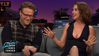 James welcomes his guests Alison Brie, Seth Rogen and Will Arnett, and immediately realizes the four of them would make for an...