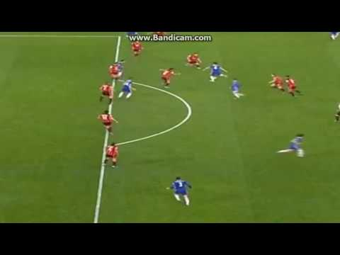 Chelsea vs Bournemouth 3-0 2016 Pedro's amazing goal