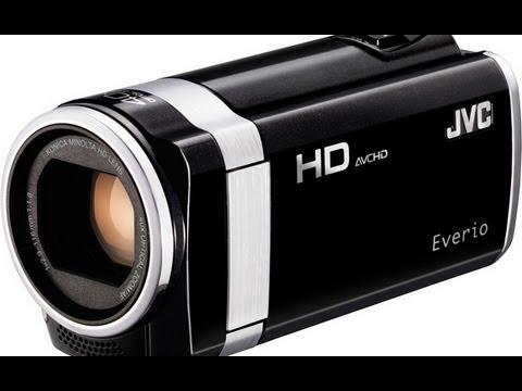 JVC HD Everio Unboxing GZ-HM445