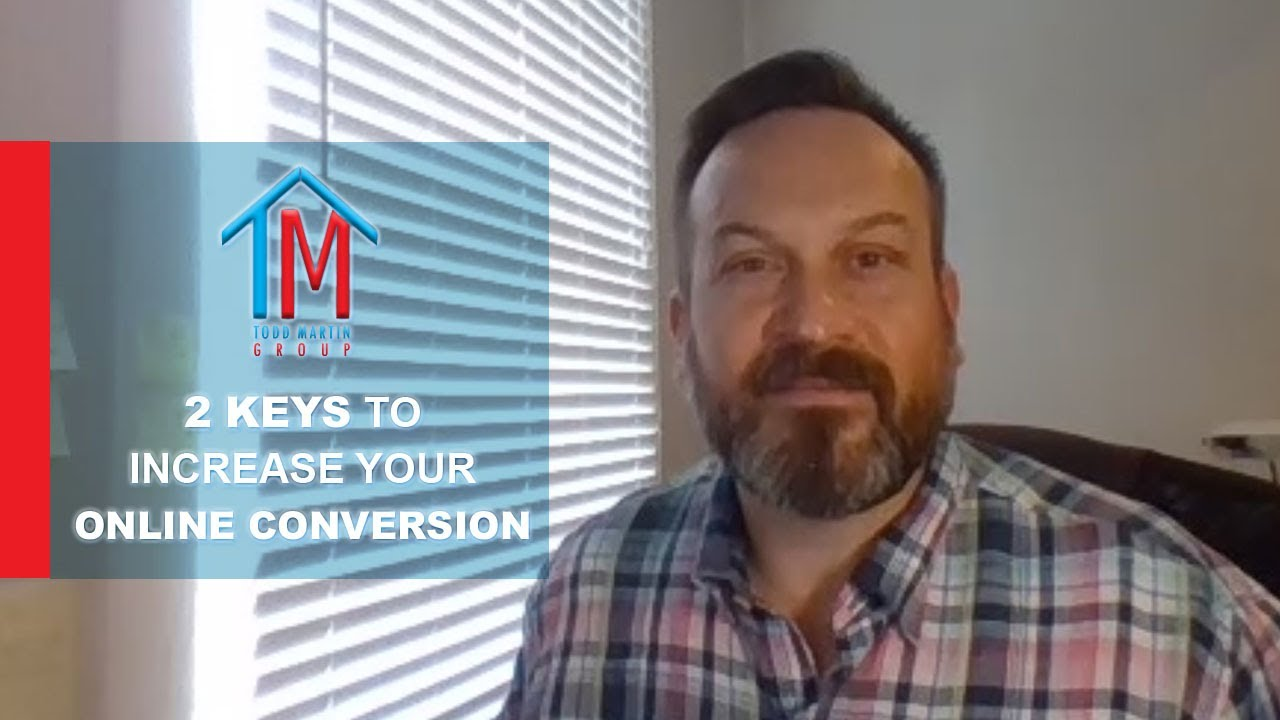 2 Keys to Increase Your Conversion Rate for Online Leads