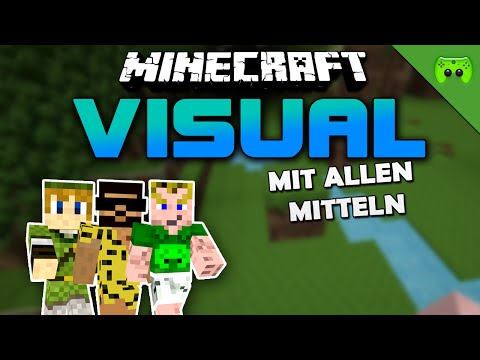 MINECRAFT Adventure Map # 30 - Visual Project 2 «» Let's Play Minecraft Together | HD