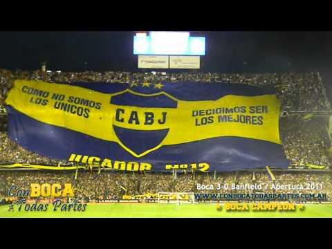Ni la muerte nos va a separar - La 12 - Boca Juniors - Argentina - América del Sur