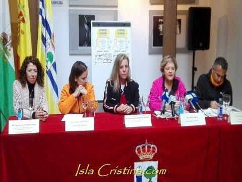 """Presentada en Isla Cristina la """"I Carrera AIDOCMA contra el Cáncer Infantil"""""""