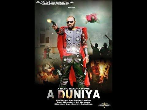 ADUNIYA 3&4 ORIGINAL HAUSA FILMS 2018 New