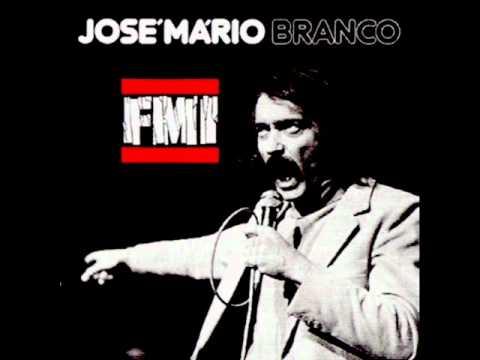 José Mário Branco - FMI: