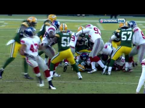 Giants Shock Packers 2011-2012 Divisional Round Highlights (видео)