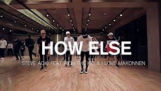 Video HOW ELSE - STEVE AOKI(FEAT. RICH THE KID & I LOVE MAKONNEN) / JINSTAR CHOREOGRAPHY download in MP3, 3GP, MP4, WEBM, AVI, FLV Februari 2017