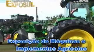 20ª Exposição Agropecuária E Industrial De Chapadão Do Sul - Exposul 2012