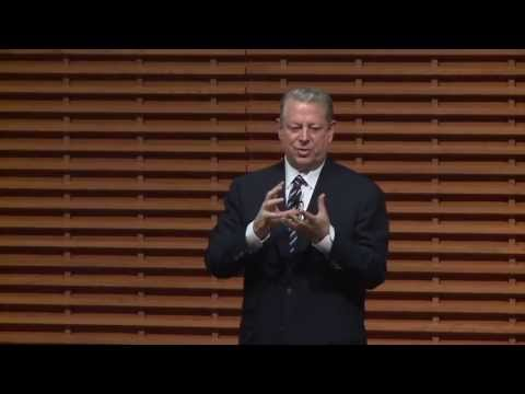 [Video-Al Gore: Leaders Must Supply Vision, Values & Goals]