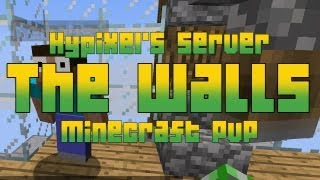 THE WALLS - Well Played Keralis! - Hypixel's Server - #11