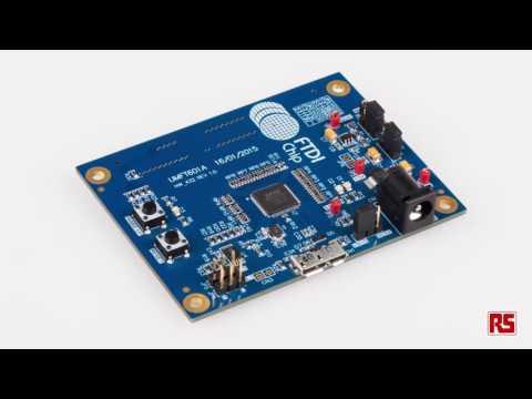FTDI Chip FT60x SuperSpeed USB3.0