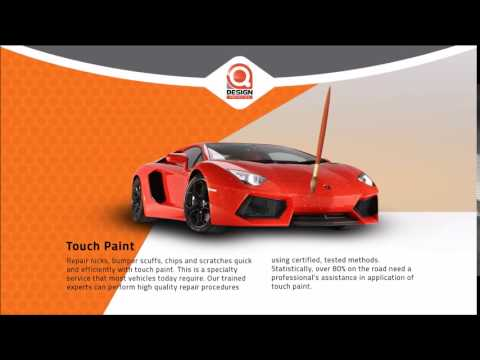 Qdesign Auto Center - Touch Paint