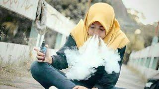 Video Keren Cewek Cantik Ber Jilbab Jago Main Vape Keren MP3, 3GP, MP4, WEBM, AVI, FLV September 2018