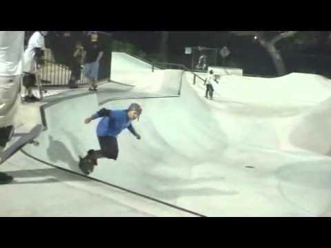 Glendale Verdugo Skatepark - Tucson Ott YMCA Skaters, June 2006