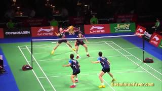 Video Badminton Highlights - 2014 World Championships - MD Finals MP3, 3GP, MP4, WEBM, AVI, FLV November 2018
