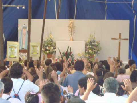 Hermana Blanca Ruiz en Merkabà Radio 21 de marzo 2010 part. 2/7 oracion inicial