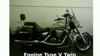 7. 2009 Yamaha V Star 950 Tourer Review & Specification