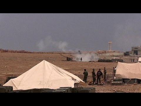 Συνεχίζονται οι επιχειρήσεις επί συριακού εδάφους – Σύροι στρατιώτες στα χέρια ανταρτών