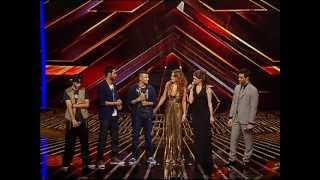 الحلقة الرابعة عشر كاملة - العروض المباشرة - The X Factor 2013