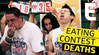 If You Die At An Eating Content, Who Is Liable? — Gut Check by Eater