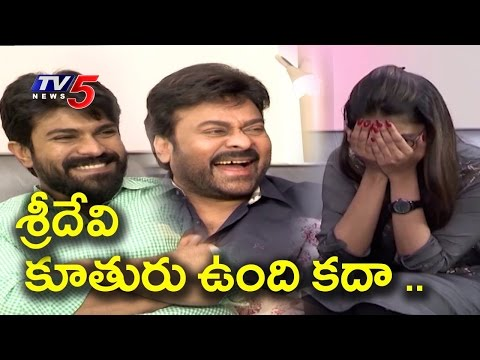 Niharika Rapid Fire With Chiranjeevi & Ramcharan – JVAS Movie Remake