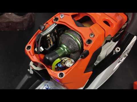 Suihkumoottori moottorisahaan – No jo on mylly
