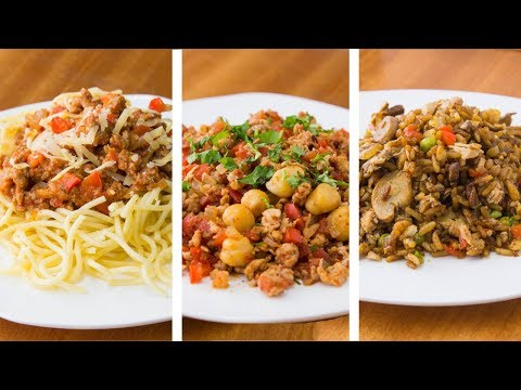 3 Healthy Dinner Recipes For Weight Loss | Easy Dinner Recipes