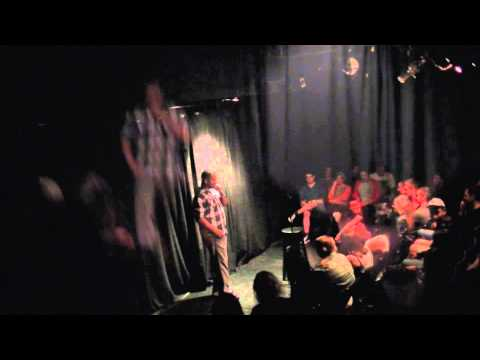 James Fisher(Vaudville) Stand-up Comedy: Being an adult and clubs
