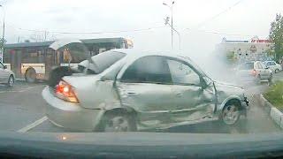 Жёсткие аварии 3й недели мая 2016