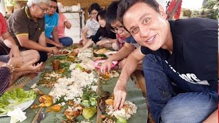Video The Ultimate Indonesian Food Day Trip - HUGE Nasi Liwet Feast! MP3, 3GP, MP4, WEBM, AVI, FLV Agustus 2019