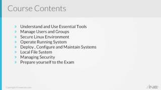 RHCA System Administration Technology Course II: RH134 - Course Introduction
