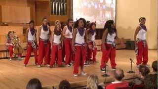 Hippokrates Women - Maties Kleinsêr Finals 2012