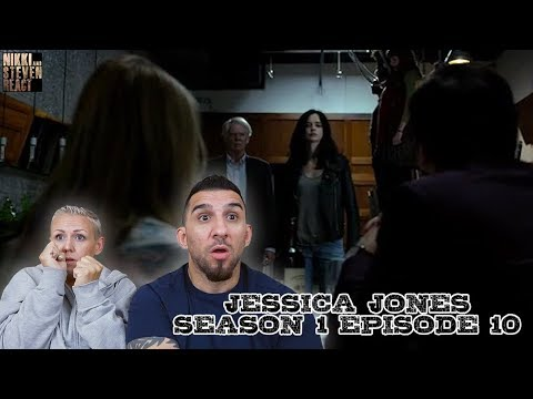 Marvel's Jessica Jones Season 1 Episode 10 'AKA 1,000 Cuts' REACTION!